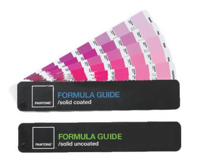 Pantone Formula Guide Coated Uncoated Gp1201 Color Card Pantone