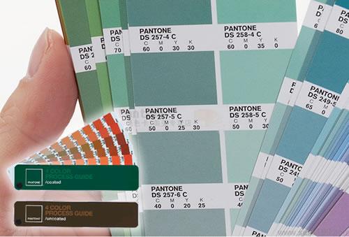 pantone 4color process guide gps204