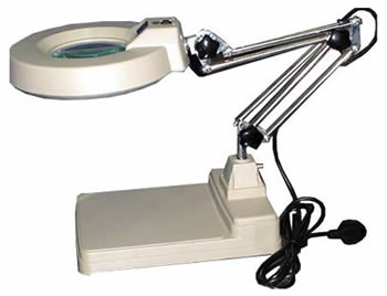 desk lamp magnifier sk c magnifiers desk lamp magnifier. Black Bedroom Furniture Sets. Home Design Ideas