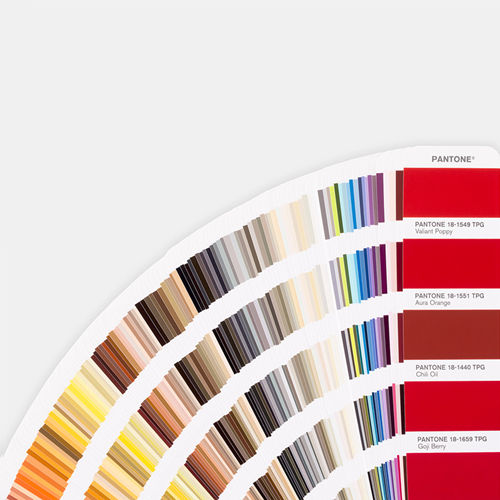 Pantone FHI Color Guide Fashion Home /& Interiors FHIP110N